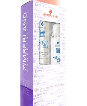 Keratin Plus Shampoo Restaurador de Keratina + Acondicionador Restaurador