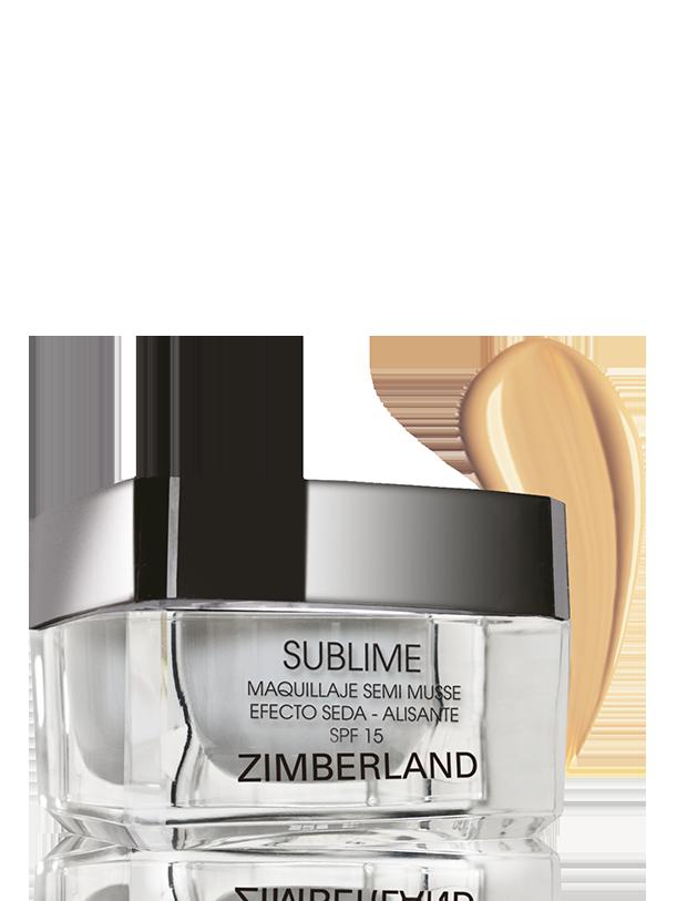SUBLIME - Maquillaje Semi Mousse Efecto Seda-Alisante SPF 15