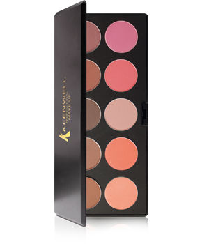 PALETTE BEAUTY COLLECTION – 10  Coloretes