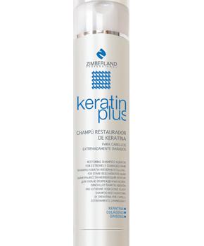 Restoring Shampoo Keratin